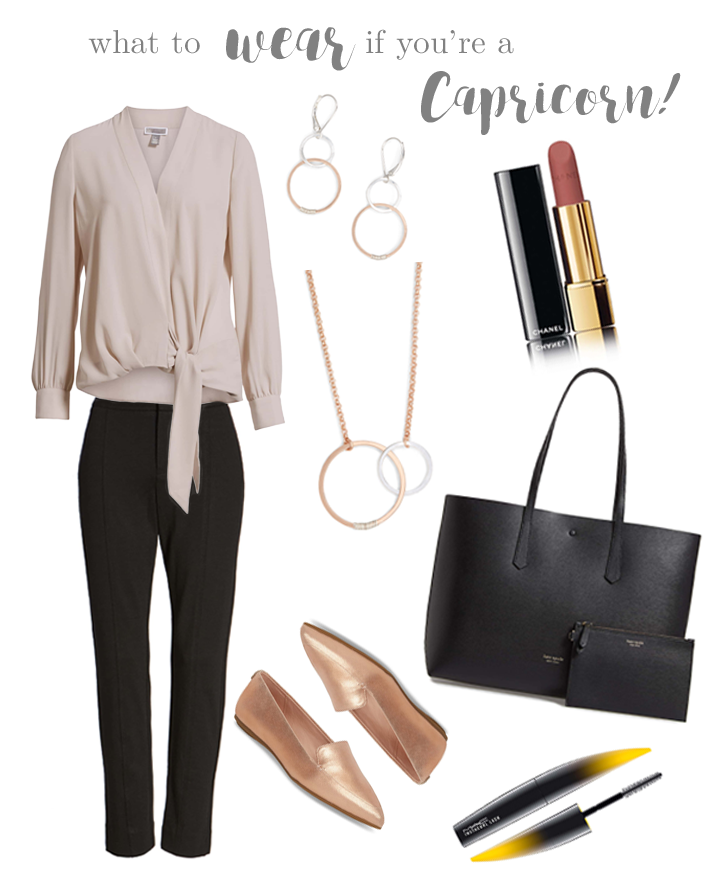 What To Wear - Capricorn