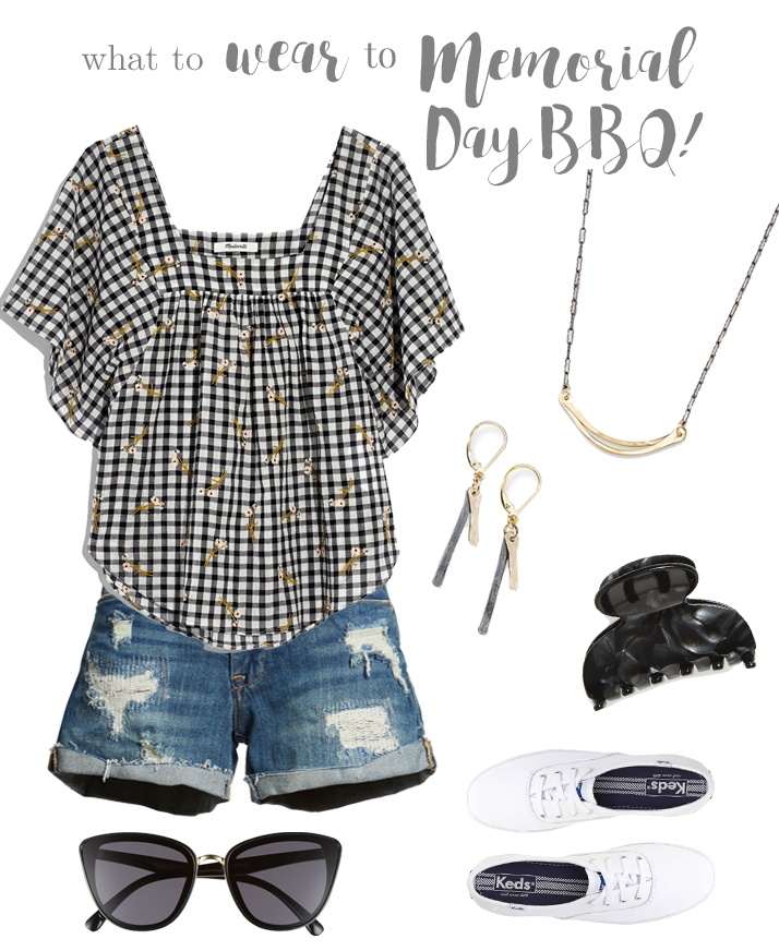 What to Wear - Memorial Day BBQ