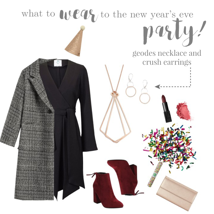 What To Wear To New Year's Eve