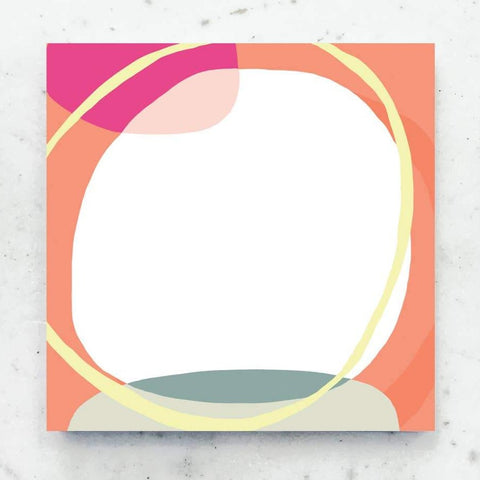 Colorful Circles Chunky Deskpad