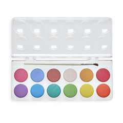 Chroma Blends Pearlescent Watercolor Paint Set by Ooly - Freshie & Zero Studio Shop