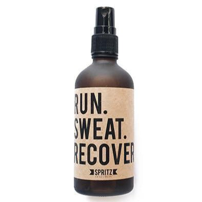 Happy Spritz - Run Sweat Recover Essential Oil Spritz
