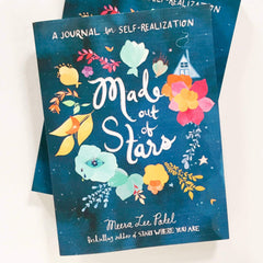 Made Out of Stars: A Journal for Self-Realization - Freshie & Zero Studio Shop