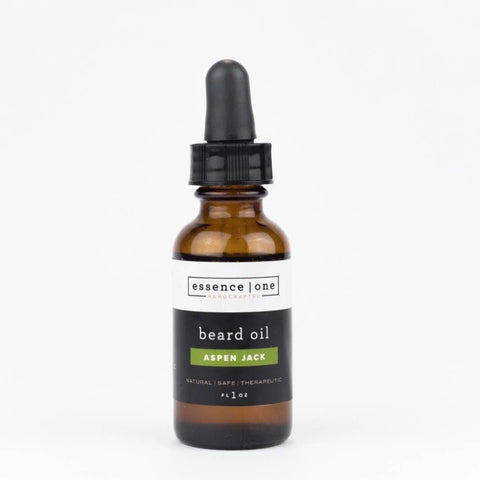 Beard Oil: Woodsy Aspen Jack