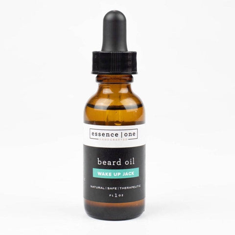 Beard Oil: Minty Wake Up Jack