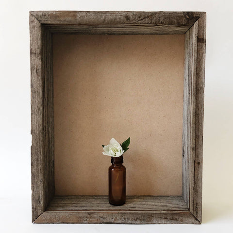 "8"" x 10"" Reclaimed Wood Shadow Box"