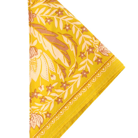 Hemlock Bandana - Antonia Golden Prarie