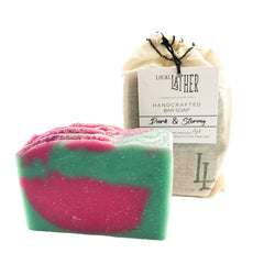 Bar Soap - Dark & Stormy