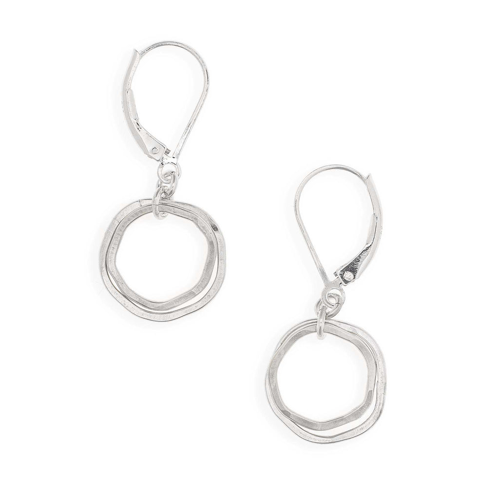 mini simple caldera earrings - Freshie & Zero