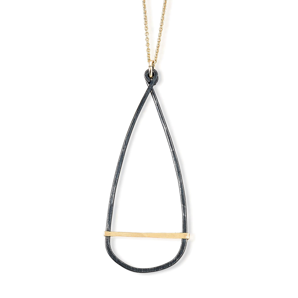 antique oar necklace - Freshie & Zero