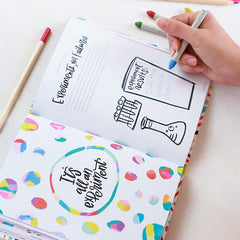 Your Brightest Life Journal - Freshie & Zero Studio Shop