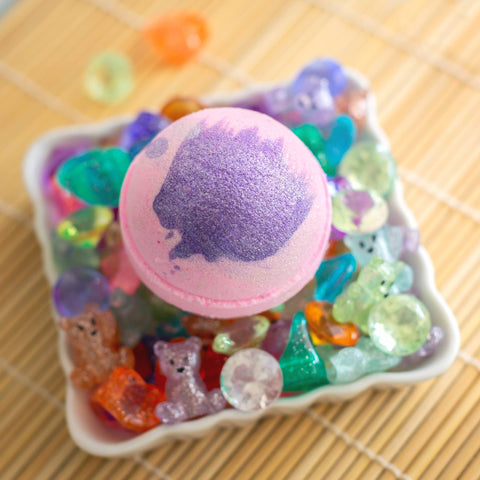 Bath Bomb - Sparkle Fruit (toy inside!)