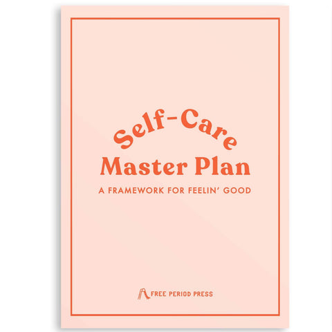 Self-Care Master Plan Card Pack