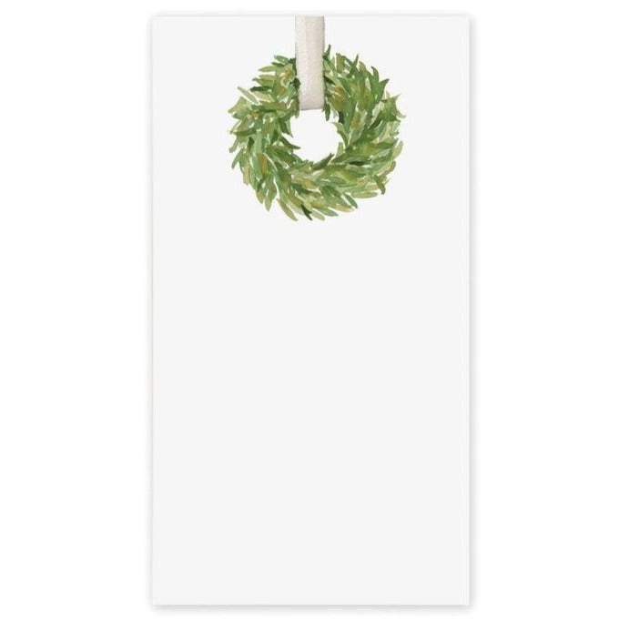 Chunky Notepad - Wreath - Freshie & Zero Studio Shop