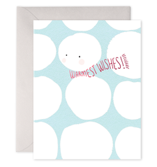E. Frances Cards - Holiday Cards - Freshie & Zero Studio Shop