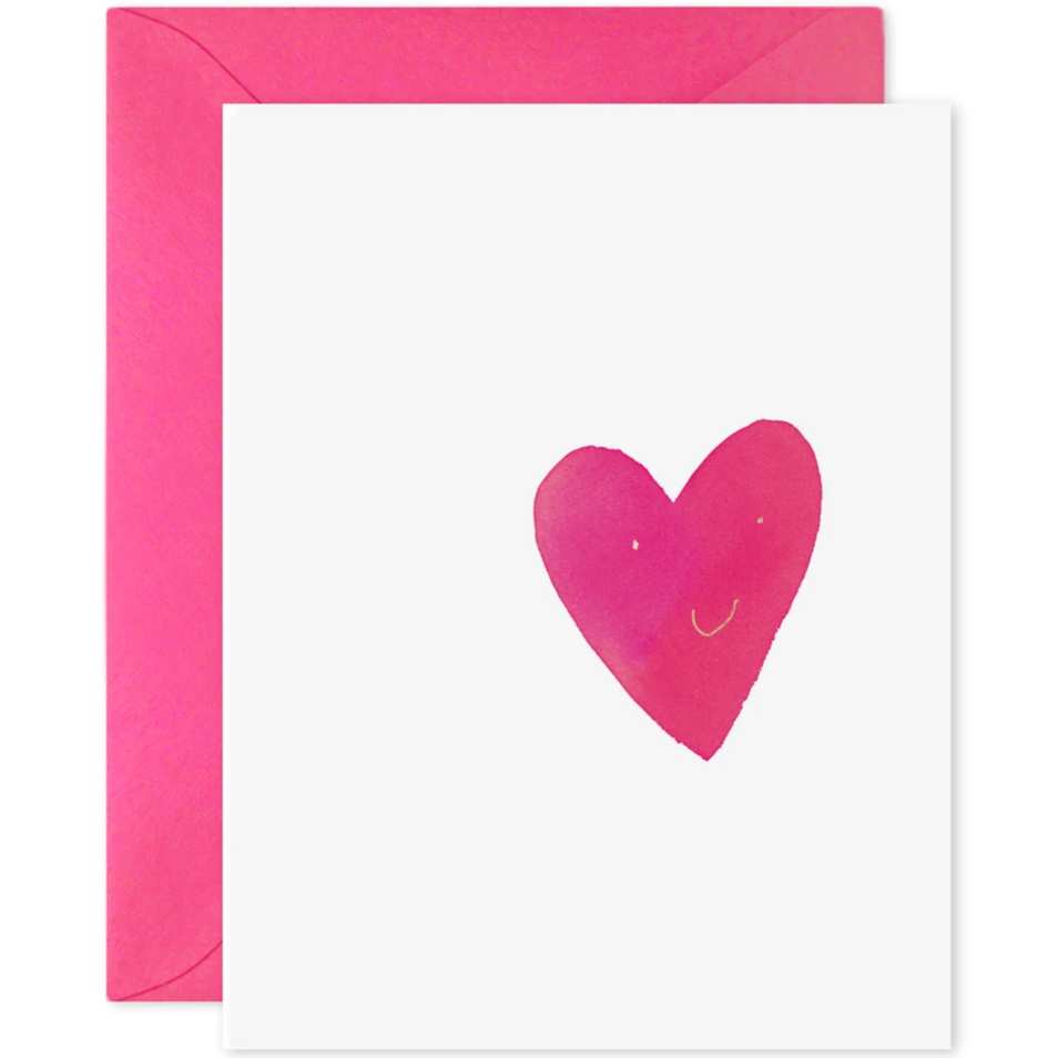 E. Frances Cards - Happy Heart - Freshie & Zero Studio Shop