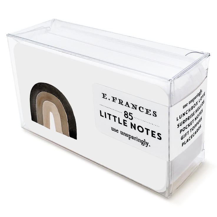 Little Notes Notecards - Black Lives Matter - Freshie & Zero Studio Shop