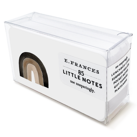 Little Notes Notecards - Black Lives Matter