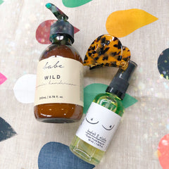 Super Fruits Body Oil - Babe Australia - Freshie & Zero | artisan handmade hammered jewelry | handmade in Nashville, TN