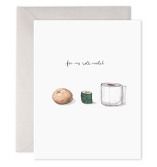 E. Frances Cards - Moms, Dads, and Role Models - Freshie & Zero Studio Shop