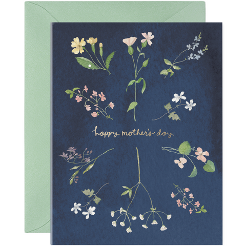 E. Frances Cards - Mother's Day Wildflowers