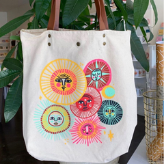 Suns Tote by Idlewild