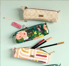 Pencil Pouch - Sunset Stripe - Freshie & Zero Studio Shop