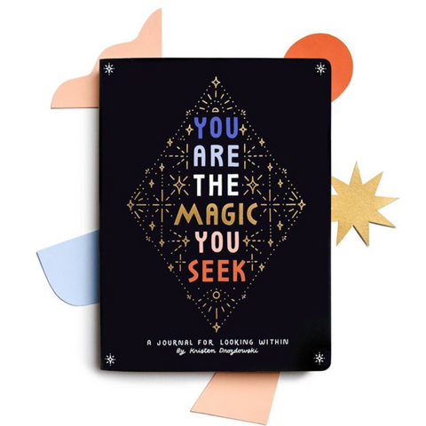 You Are the Magic You Seek Guided Journal