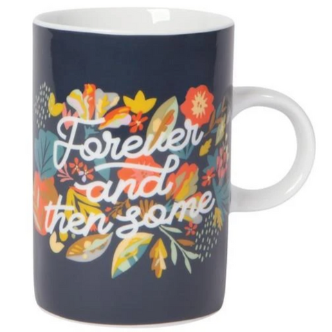Tall Mug by Danica Studios - Flowers & Love