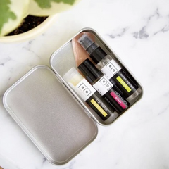 Essential Oils Travel Tins - Freshie & Zero | artisan handmade hammered jewelry | handmade in Nashville, TN