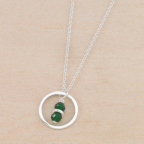 Seedling Fern Necklace - Through the Trees