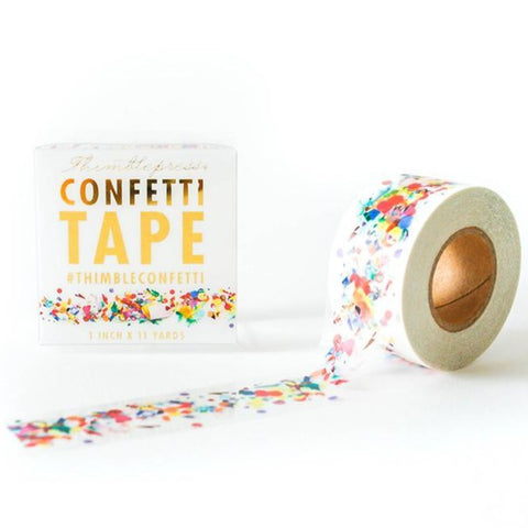 Confetti Tape by Thimblepress