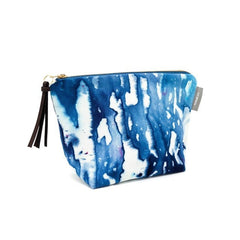 Medium Hand Dyed Cosmetic Bag - Freshie & Zero Studio Shop