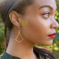 Breezy Earrings - Freshie & Zero Studio Shop