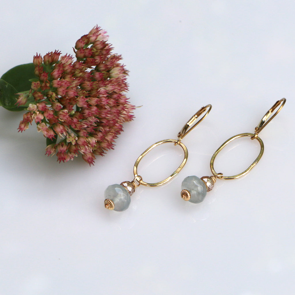 Dew Earrings - Freshie & Zero Studio Shop