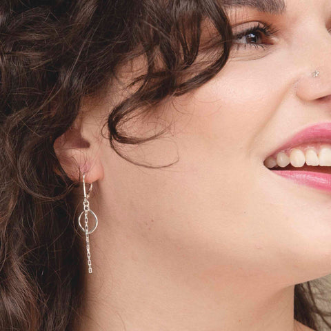 dwell earrings