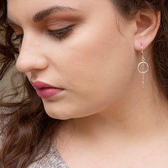 dwell earrings - Freshie & Zero Studio Shop