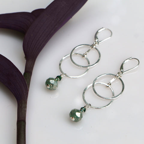 Grove Forest Earrings - Through the Trees