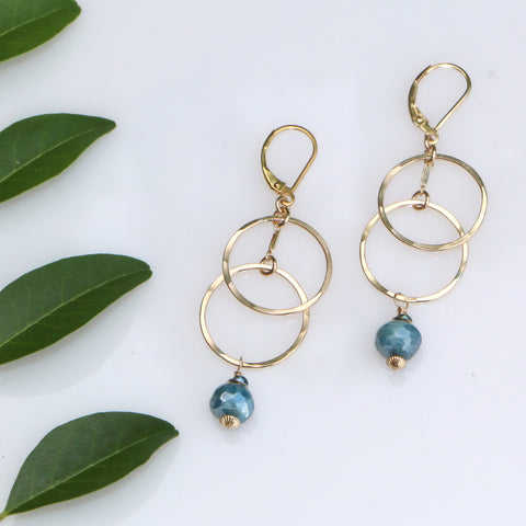 Grove Nightfall Earrings - Through the Trees