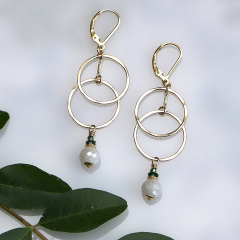 Grove Sunrise Earrings - Through the Trees
