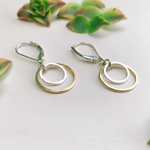 haze earrings