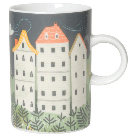 Tall Mug by Danica Studios - Hill and Dale Houses