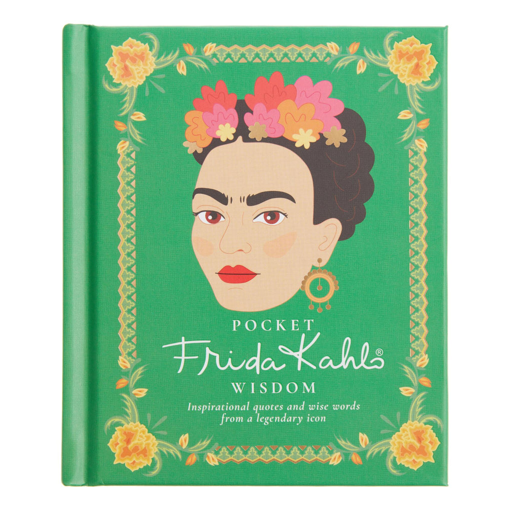 Pocket Frida Kahlo Wisdom Book - Freshie & Zero Studio Shop