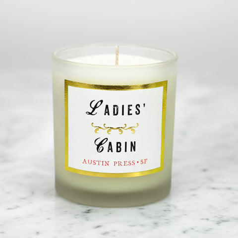 Candle - Ladies' Cabin - Wild Flowers & Summer Herbs