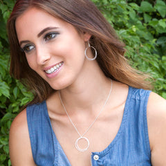 simple caldera necklace - Freshie & Zero   - 2
