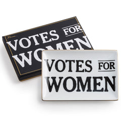 Tray - Votes For Women - Freshie & Zero Studio Shop
