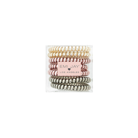 Twist Hair Ties - 7 pack boxed