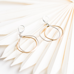 splash earrings - Freshie & Zero Studio Shop