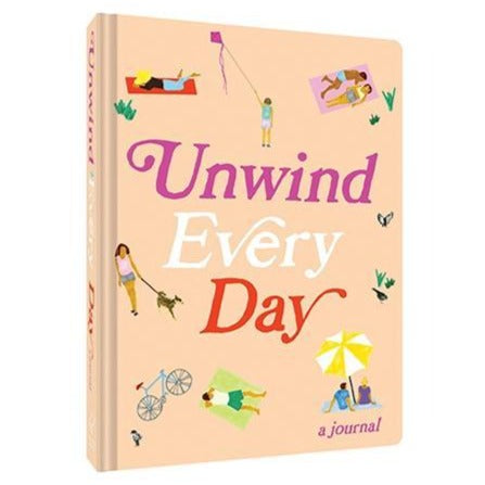 Unwind Every Day: a journal to help you relax
