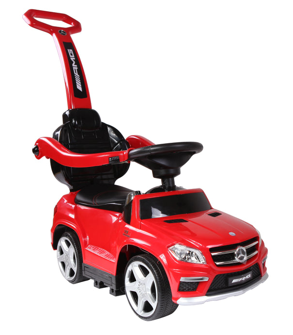 4 in1 Mercedes Push Car